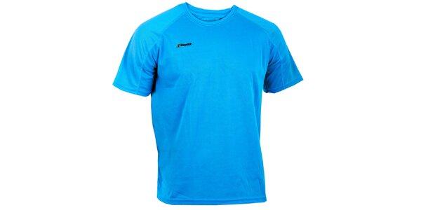 Pánske svetlo modré technické tričko Goritz