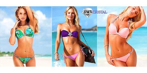 Trendy štýlové dámske plavky aj s doručením