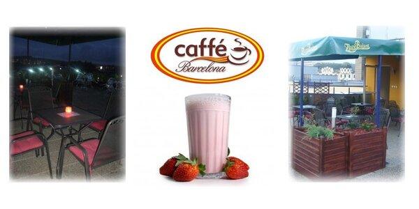 0,70 Eur za skvelý 200ml Milkshake s výberom príchute so zľavou 50%!