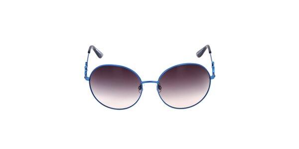 Dámske modré slnečné okuliare s gradientným efektom Miss Sixty