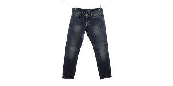 Pánske modré džínsy Fuga