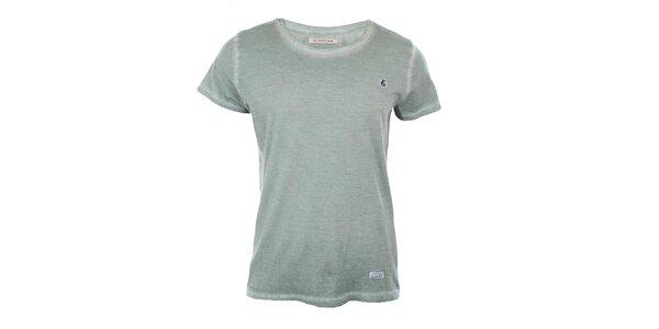 Pánske zelené tričko s krátkym rukávom Fuga