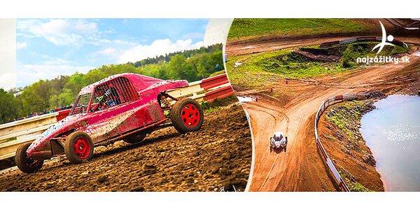 Adrenalínová jazda buginou WRC - 20 kôl