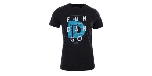 Pánske tričko s potlačou značky Fundango