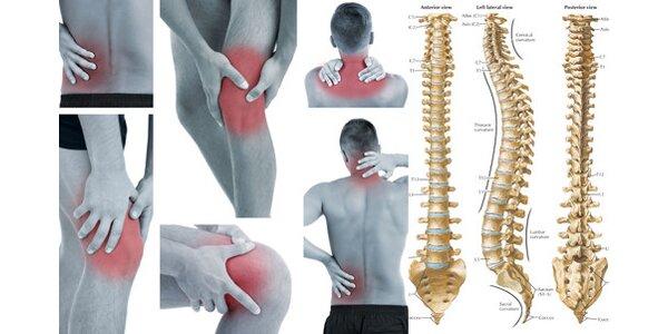 Jemná náprava chrbtice a kĺbov Dornovou metódou a Breussovou masážou