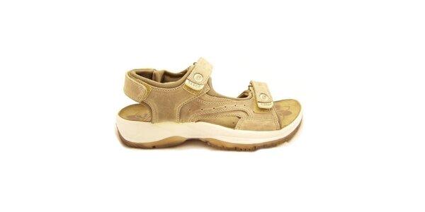 Dámske pieskové trekové sandále Numero Uno