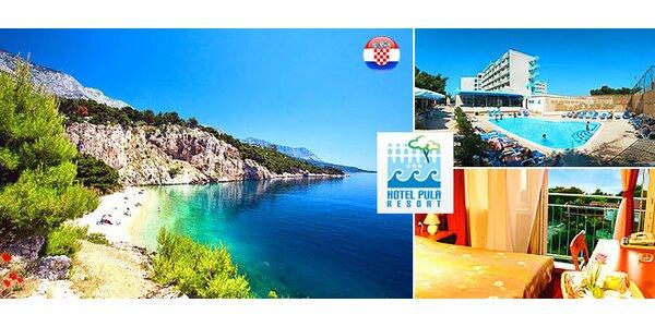 Dovolenka pre dvoch v Pule, Istria