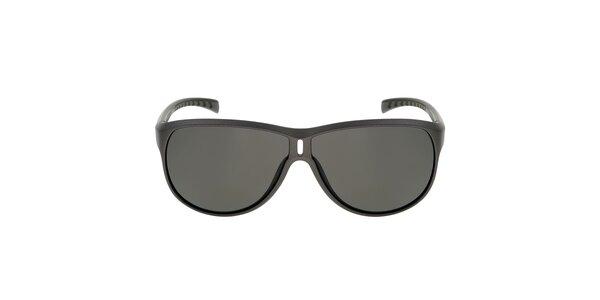 Šedé slnečné okuliare so šedými sklami Red Bull