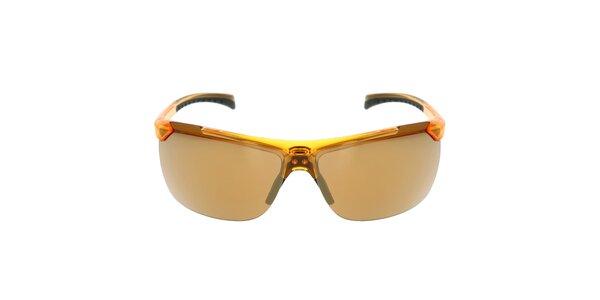 Oranžové slnečné okuliare s oranžovými sklami Red Bull