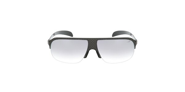 Karbónové slnečné okuliare s gradientnými sklami Red Bull