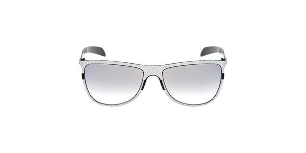 Šedé karbónové slnečné okuliare Red Bull
