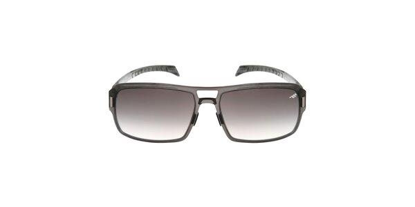 Hranaté karbónové slnečné okuliare Red Bull