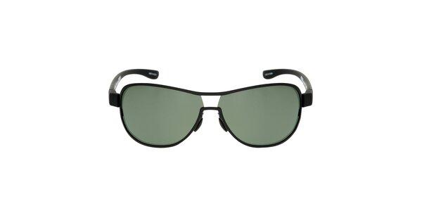 Čierne kovové slnečné okuliare Red Bull