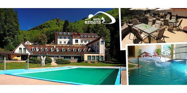 Letná wellness dovolenka v Hoteli Remata***