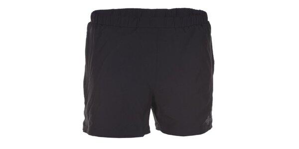 Pánske čierne šortky Kilpi