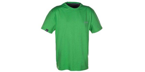 Pánske zelené tričko s krátkym rukávom Kilpi