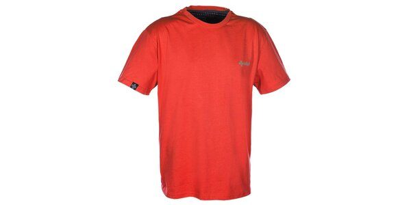 Pánske oranžové tričko s krátkym rukávom Kilpi