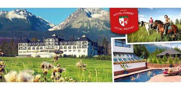 Famózne leto plné zážitkov v Hoteli Hubert****
