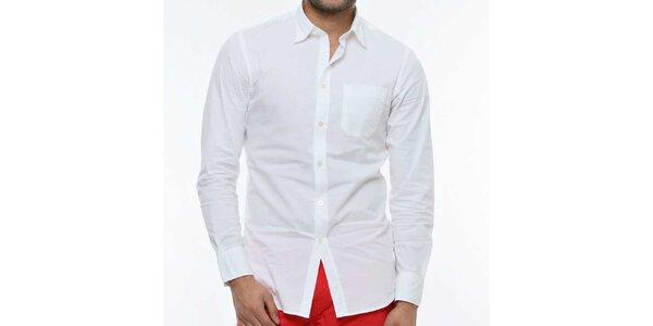 Pánska biela košeľa Nautica