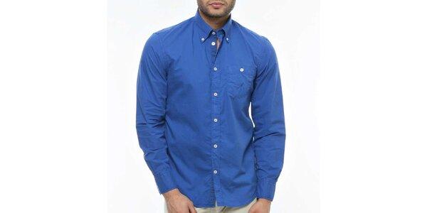 Pánska modrá košeľa Nautica