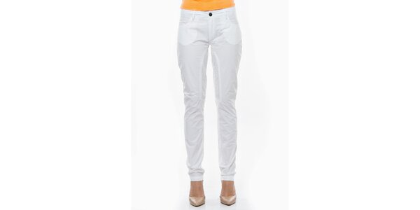 Dámske biele nohavice Nautica