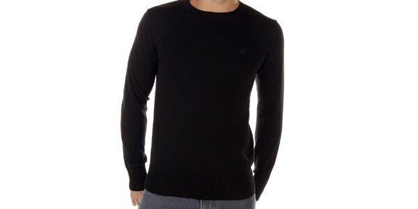 Pánsky čierny sveter Bendorff
