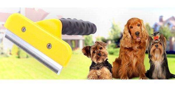 Hrebeň FURminator pre psov a mačky