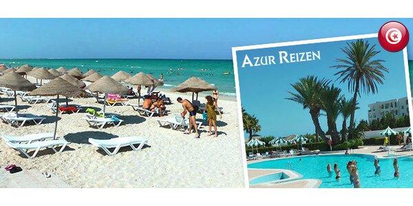 All Inc dovolenka v Tunisku na 8 dní