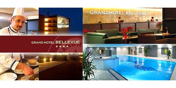 Luxusný pobyt v Grand Hotel Bellevue****