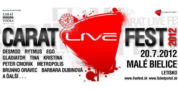 CARAT LIVE FEST 2012