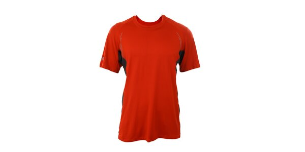 Pánske červené tričko Hannah