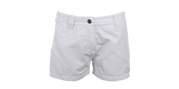 Dámske biele krátke šortky Hannah