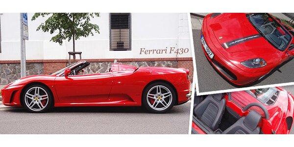 Jazda na Ferrari F 430