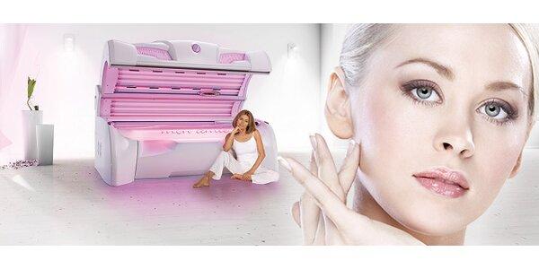 Krásna pokožka s rubín kolagénovou terapiou