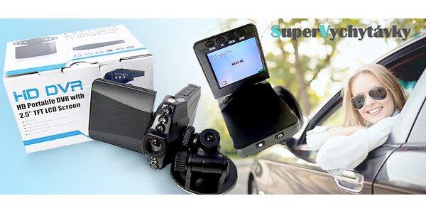 HD mini kamera do auta