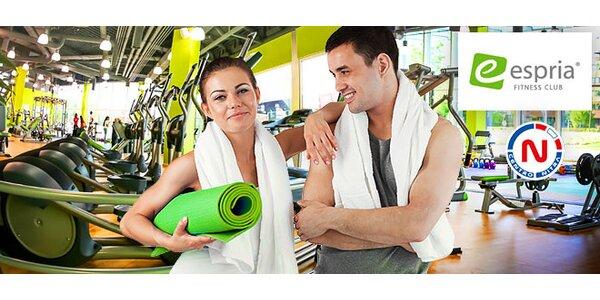 Permanentka do fitness a L-carnitín