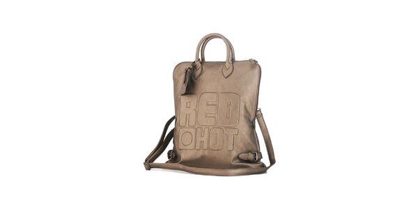 Dámska medená kabelka Red Hot