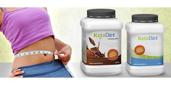 Program KetoDiet pre účinné chudnutie