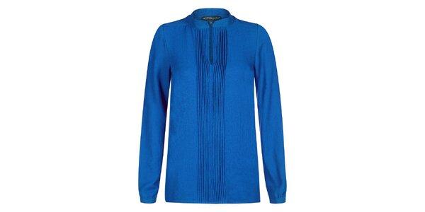 Dámska modrá blúzka Hot Squash