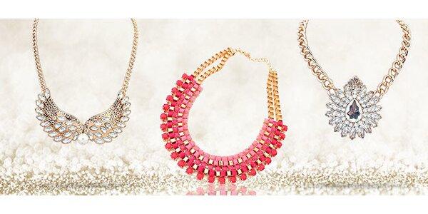 Trendy náhrdelníky