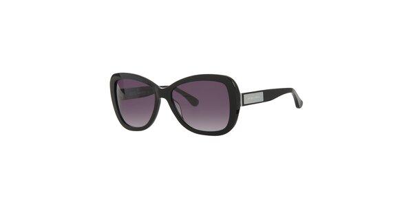 Dámske čierne slnečné okuliare Michael Kors