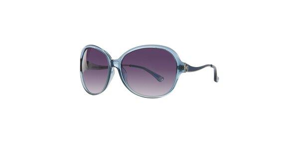 Dámske svetlo modré slnečné okuliare Michael Kors
