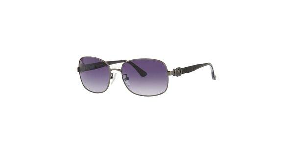 Dámske kovové slnečné okuliare Michael Kors