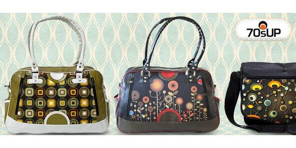 Štýlové RETRO kabelky