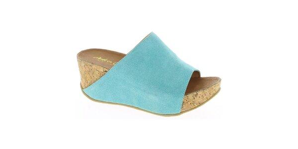 a0e075285e06 Nápadité dámske sandále a farebné mokasíny Andrea Conti