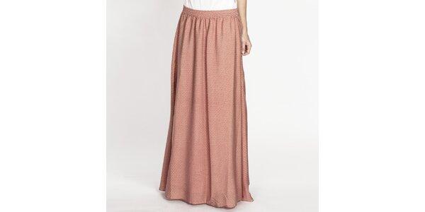 Dámska dlhá vzorovaná sukňa Tantra