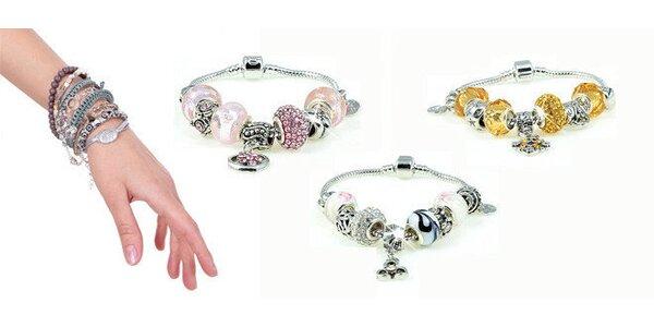 Náramky Magical - očarujúce šperky v štýle Pandora
