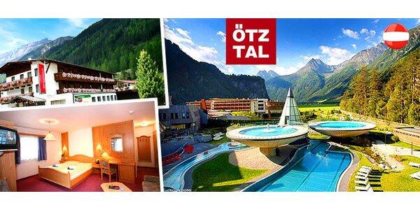 All inclusive pobyt v rakúskych Alpách