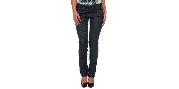 Dámske tmavo modré džínsy Calvin Klein