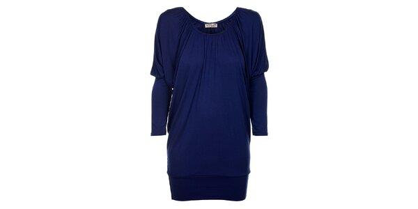 Dámske tmavo-modré šaty Love Red